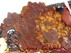 Ajina kuchařka - Marokánky s ovesnými vločkami Sweet Desserts, Cupcakes, Food, Meal, Cupcake, Essen, Hoods, Cupcake Cakes, Meals
