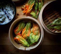 Gamze Mutfakta: Kabak Çiçeği Dolması