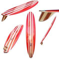 Dale Velzy Classic Longboard :: Surfing Cowboys :: Venice CA Surf Design, Vintage Surfboards, Longboard Design, Swimming Party Ideas, Surfboard Art, Surfer Style, Posca, Surf Art, Surfs Up