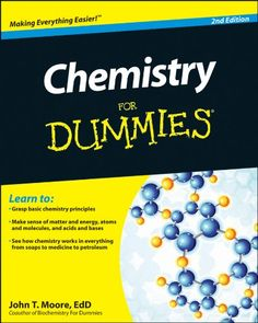Bestseller Books Online Chemistry For Dummies (For Dummies (Math & Science)) Moore $11.98  - http://www.ebooknetworking.net/books_detail-1118007301.html