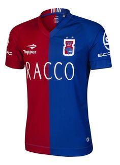 3139894425adf 16 melhores imagens de Topper lança nova camisa do Paraná Clube ...