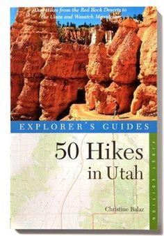 50 Hikes in Utah