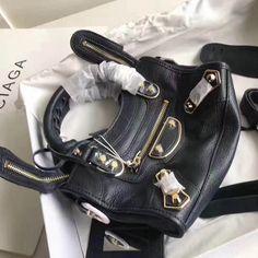 Balenciaga Bag Sale: Balenciaga City Bag Authentic Off Designer Purses, Balenciaga City Bag, Bag Sale, Deep Blue, Totes, Prada, Dior, Metallic, Chanel
