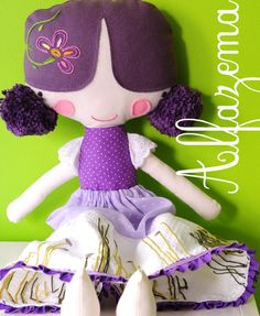 DIY doll...could make to be a boy doll