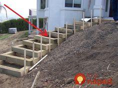 Ak chcete na záhrade perfektne rovný terén, ale na pozemku máte svah, ktorý vám tieto plány narúša? Namiesto toho, aby ste podstúpili náročný proces vyrovanávania terénu, skúste ho šikovne využiť.