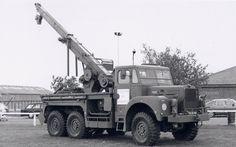 Leyland Martian 10Ton Heavy Recovery (38 BS 48)