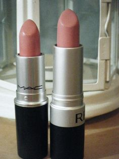 Revlon's Lipstick in 002 pink pout is a pretty good match in colour, but the finish is a little different Pink Pout is matt and Angel is a frost.