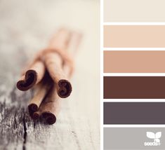 Cinnamon tones for great paint ideas.