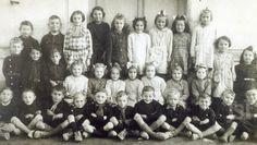 École primaire de La Frette (Saône et Loire) en 1947 CP-CE1-CE2 - Le Journal de Saône et Loire www.lejsl.com/