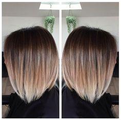 Znalezione obrazy dla zapytania sombre na krótkich włosach