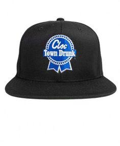CLSC - Beers Snapback Cap - $28