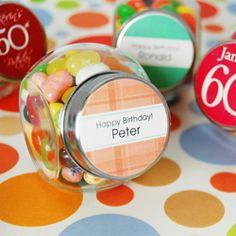 mini candy jar $1.80