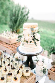 Las 20 mesas de dulces más originales para tu boda. ¡Increíblemente exquisitas! Image: 18