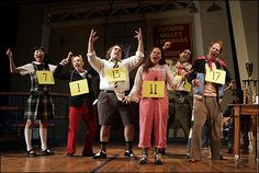 THE 25TH ANNUAL PUTNAM COUNTY SPELLING BEE   Niegel Smith