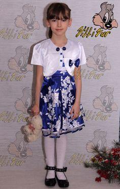 Платье с болеро. Со скидкой 30% 1799р.