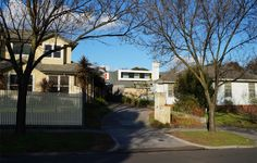 Duckbuild Architecture - Residential Exterior - Streetscape - Ashburton House