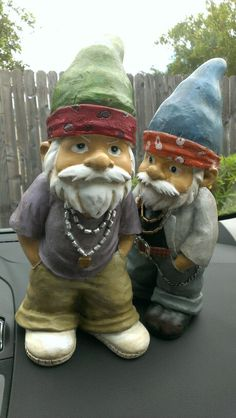 Gnomes..... I have these Gnomes!!!! :)