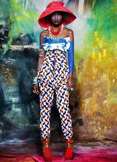 CUT FROM A DIFFERENT CLOTH — Brand: Niapsou Designs Designer: Niapsou Di ...