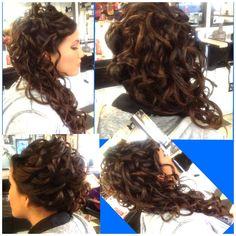 Quinceañera Peinado