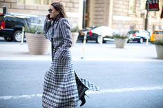 So Cool It Hurts: New York Fashion Week Street Style