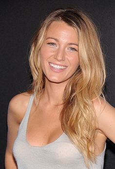 Today's Beauty Secret: Blake Lively - Beachy Hair