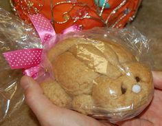Great idea - Easter (Basket Ideas) without the junk!