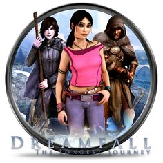 Dreamfall - The Longest Journey(2) by Solobrus22 on DeviantArt