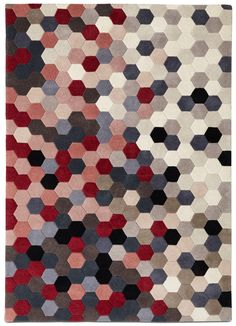 Kaleidoscope rug available from BoConcept Bournemouth www.boconcept.co.uk