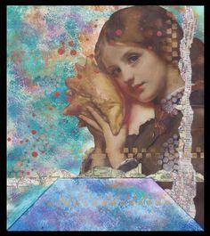 Sisterhood of the Muse Art Muse, Daily Painters, Carpe Diem, My Design, Artist, Painting, Image, Beautiful, Artists