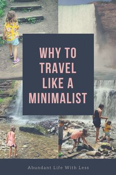 Why to Travel Like a