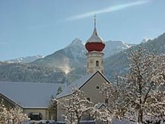Vandans, Kirche Hl. Johannes der Täufer (Bludenz, Montafon) Vorarlberg AUT