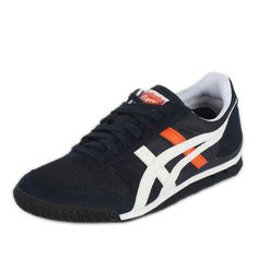 onitsuka tiger by asics ultimate 81 casual athletic shoe black/red/gum