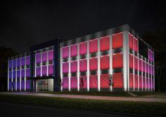 Realizujemy najśmielsze projekty oświelteniowe architektury zewnętrznej i  wewnętrznej.