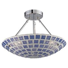 mosaic chandeliers - Google Search