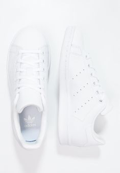 de - Adidas White Sneakers - Latest and fashionable shoes - adidas Originals STAN SMITH Sneaker low white Zalando. Adidas Smith, Adidas Stan Smith Women, Stan Smith Sneakers, Adidas Stan Smith Shoes, Baskets Addidas, Stan Smith Branco, Stan Smith White, Addidas Sneakers, Adidas Originals
