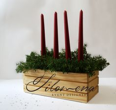 DIY CORONA DE ADVIENTO | advent