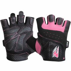RDX Weight Lifting leather Gloves come as the latest addition to the RDX women category which ensure protection and comfort of the hands during workout sessions. The high-quality amara gym gloves for women are manufactured