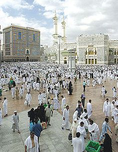 Makkah, Saudi Arabia. Was here for almost 10 glorious days in 2007. InsyaAllah will stay here longer in 2013