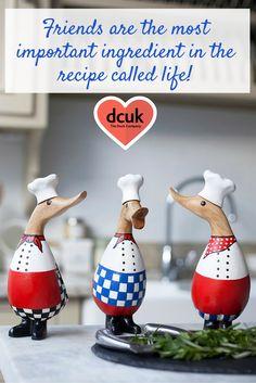 Chef Ducklings & Duckys