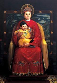 Nuestra Señora de China.