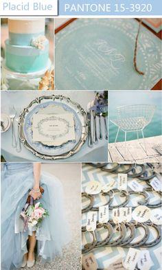 Horseshoes. They make a great decorating tool for a favor box, centerpiece or cake table.