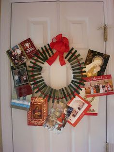 making it feel like home: Favorite Crafts Christmas wreath