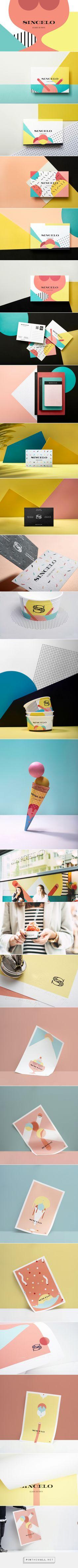 Sincelo Branding on Behance   Fivestar Branding – Design and Branding Agency & Inspiration Gallery