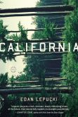California by Edan Lepucki.  Not my favorite book about the future....a story where the rich live in communities and the rest of the people live in the wilderness.  There's nothing mysterious or complicated about this story.  It's very predictable.