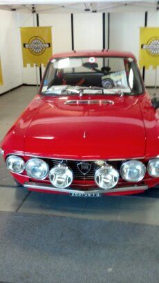 auto d'epoca, Lancia HF