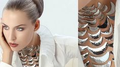 Adhesive jewellery by Italy's Alessandro Masini and Newd. Interesting concept...