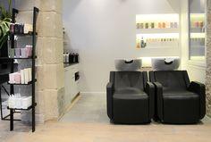 Salon de coiffure zazen paris