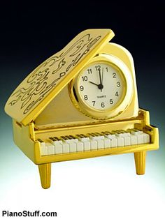 If you're looking for piano gifts, this gorgeous grand Piano Clock is just the ticket. A wonderful gift idea for Christmas, birthdays or any special occasion. Piano Gifts, Music Gifts, Boos Board, Piano Player, Grand Piano, Piano Lessons, Ticket, Special Occasion, Birthdays