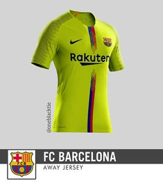 Nike FC Barcelona 2018-19 Home Jersey + Concepts 2ff30075c