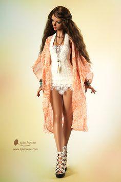 YID_Girl Natural Ethnic set